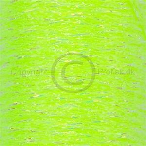 Mini Flat Braid Fl. Green