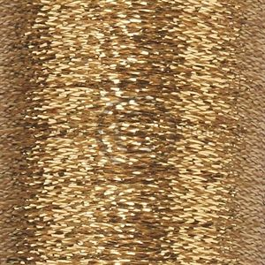 Mini Flat Braid Old Gold