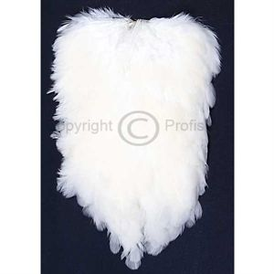 Whiting Hen Saddle White