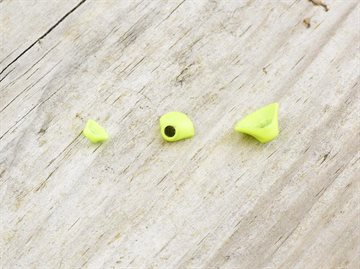 Frödin FITS Tungsten 1/2 Turbo Cone Size Micro - Fluo Yellow