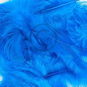 Metz Soft Hackle Kingfisher Blue