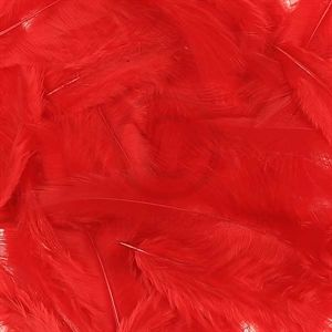 Metz Soft Hackle Red