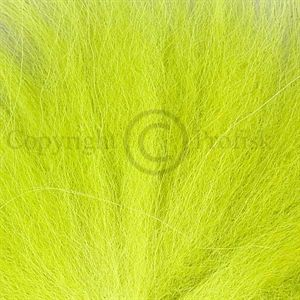 Marble Fox Chartreuse Yellow