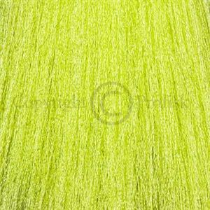 Fluoro Fiber Hanks Electric Yellow