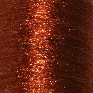 Antron Yarn Copper Brown