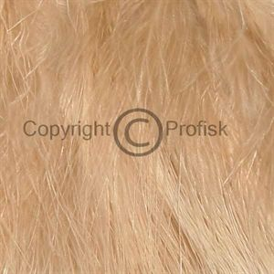 Blood Quill Marabou Tan