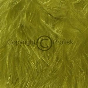 Blood Quill Marabou Lt. Olive