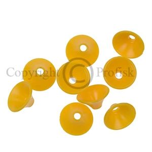 Pro Softdisc XL 12 mm Sunburst Yellow