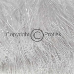 Blood Quill Marabou Pearl Gray