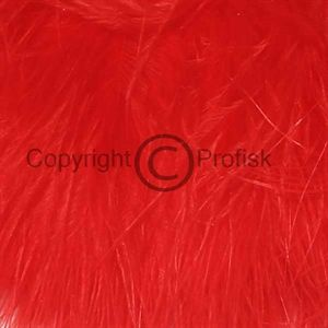 Blood Quill Marabou Red