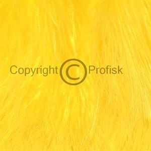 Blood Quill Marabou Yellow