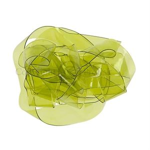 Stretch Glass Chartreuse