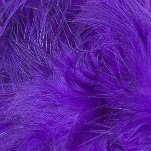 Mini Marabou Purple