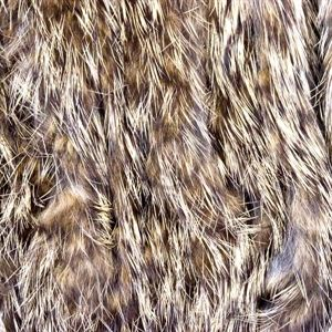 Rabbit Zonker Strips 3 mm. Grizzly Hares Ear