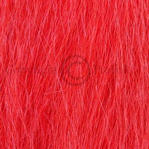 Synthetic Yak Hair Red