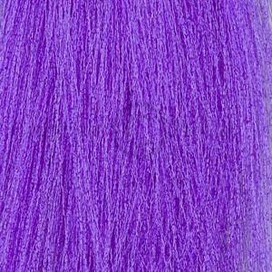 Fluoro Fiber Hanks Purple