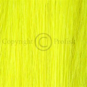 Synthetic Yak Hair Fl. Chartreuse