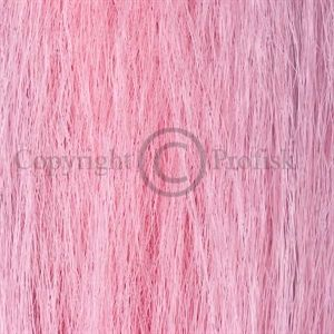 Synthetic Yak Hair Pink
