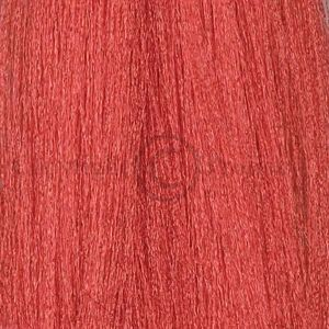 Fluoro Fiber Hanks Red