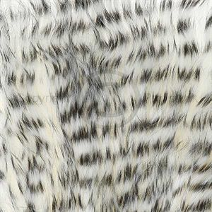 Barred Pseudo Hair White